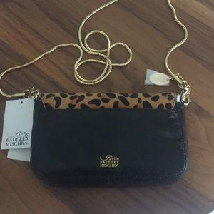 Badgley Mischka crossbody purse